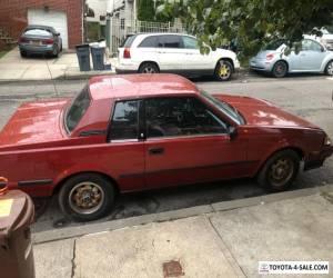 1984 Toyota Celica Celica for Sale