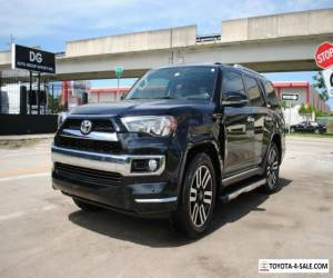 2017 Toyota 4Runner Limited for Sale