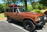 1984 Toyota Land Cruiser FJ60 for Sale
