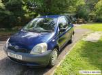 TOYOTA YARIS FULL MOT 1L MANUAL for Sale