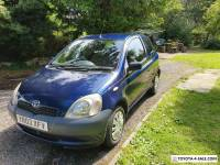 TOYOTA YARIS FULL MOT 1L MANUAL