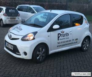 2013 TOYOTA AYGO 1.0 VVT-I MOVE STYLE 5DR for Sale