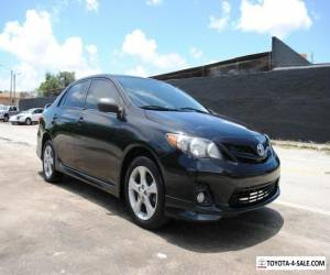 2011 Toyota Corolla Sedan for Sale