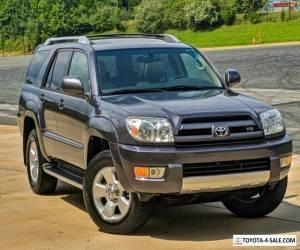 2003 Toyota 4Runner NO RESERVE 1 OWNER 32K MILES LIMITED V8 MUST SEE!! for Sale