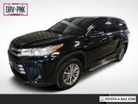2017 Toyota Highlander All-wheel Drive XLE V6