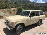 1983 Toyota Land Cruiser Wagon
