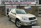 Toyota Rav4 XT3. 2004, 54 Plate. 2.0 Petrol. Only 89k Miles. Service History for Sale