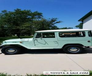 1969 Toyota Land Cruiser for Sale