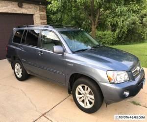 2006 Toyota Highlander Limited for Sale