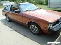 1981 Toyota Celica gt