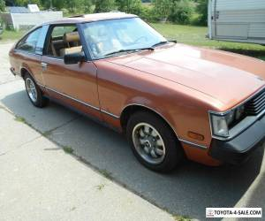1981 Toyota Celica gt for Sale