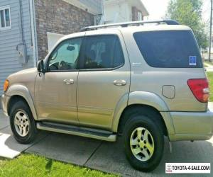 2004 Toyota Sequoia SR5 Sport Utility 4D for Sale