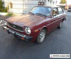 1979 Toyota Corolla for Sale